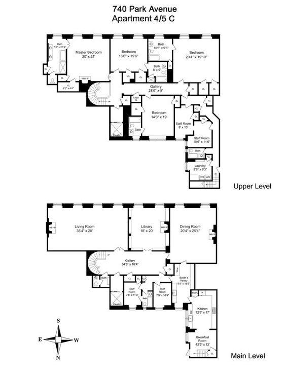 present floor plans