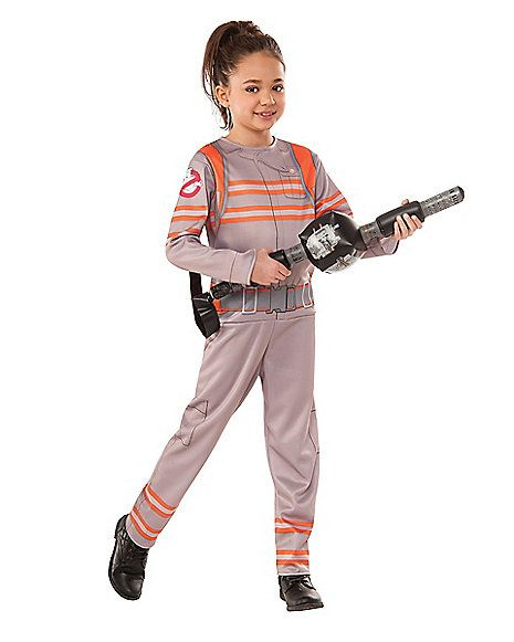 Kids Ghostbusters Jumpsuit Costume - Ghostbusters - Spirithalloween.com