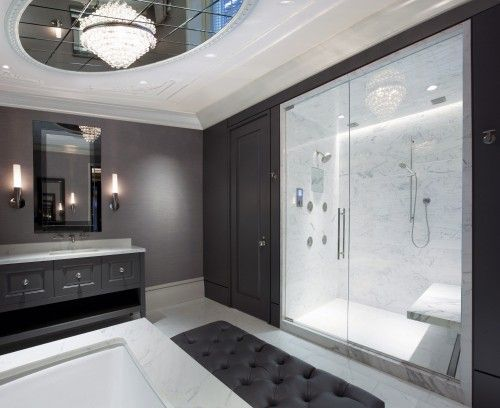 Who needs a home when you have an incredible bathroom.