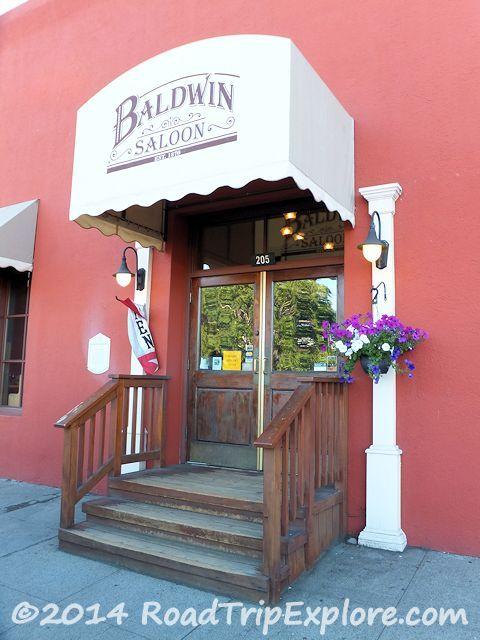 Oregon Restaurants Baldwin Saloon The Dalles Usa My Washington Homes Pinterest And Road Trips