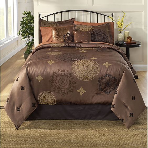 sofia by sofia vergara marakesh medallion bedding collection bed