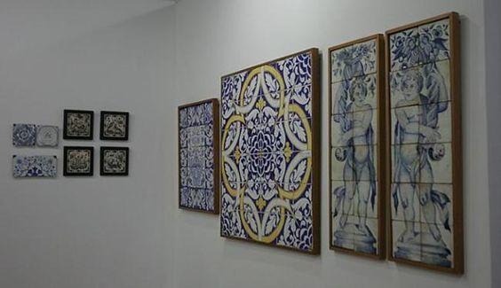 Fechado há oito meses, Museu Udo Knoff é referência em azulejaria portuguesa e estrangeira. Fernando Amorim l Ag. A Tarde