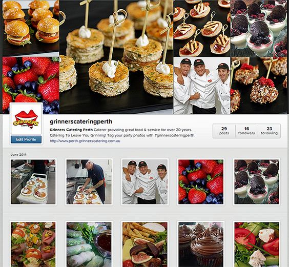 Grinners Catering Perth Facebook Cateringperth Cateringwa Weddingcatering Christmascatering