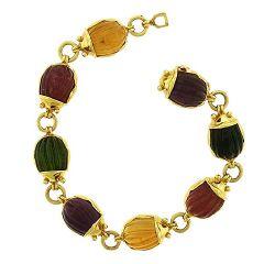 AARON FABER - Tiffany & Co Gem Ladybug Bracelet
