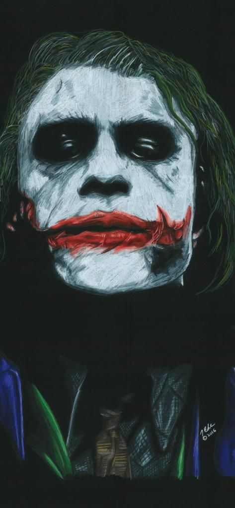 Iphone X Wallpaper Fictional Characters Movie Clown The Dark