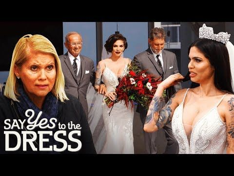 Cami Li Rocks A Fitted White Dress On Her Big Day Say Yes To