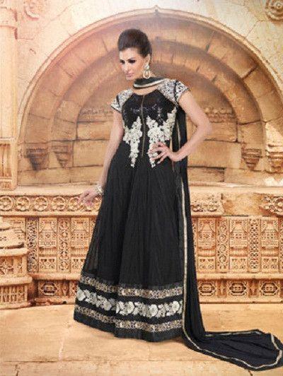 Black Violet st Designe Ramzan Special Suit | Online Shopping ...