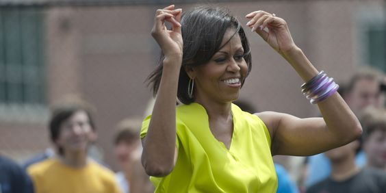 Michelle Obama turns 50 today -- yes, the first lady was born on January 17, 1964. But you would never know it.