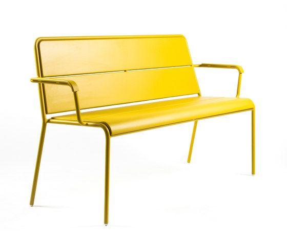CP9111 Bench de Maiori Design   Bancos de jardín