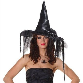 Amazon.com: Ultimate Witch Hat Adult: Clothing