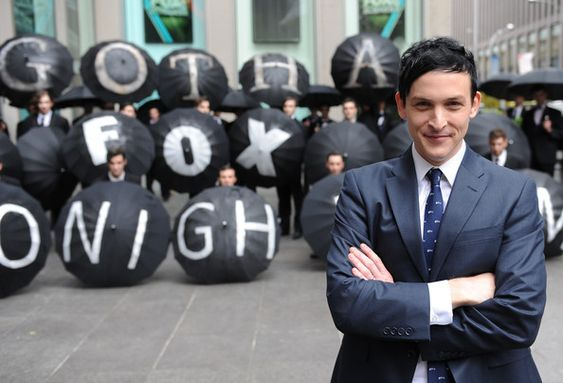 Robin Lord Taylor (aka The Penguin) takes over New York City in the name of 'Gotham'.