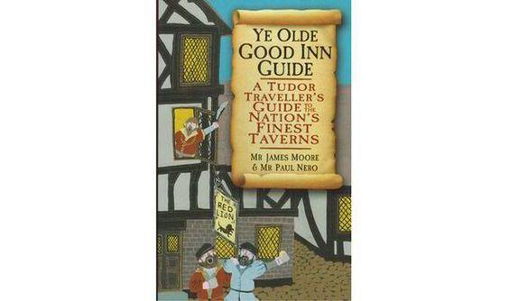 Ye Olde Good Inn Guide reveals the hangover headaches of the 16th century binge drinker.