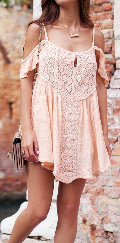 peachy pastels.: