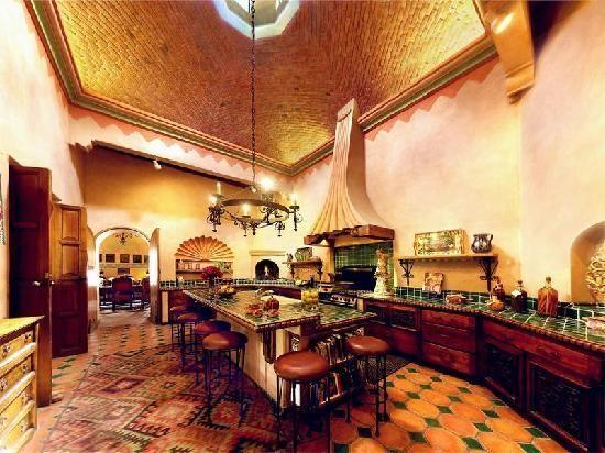 Haciendas on pinterest for Estilos de cocinas integrales