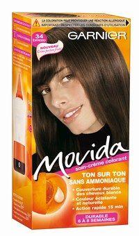 Coloration cheveux sans ammoniaque ton sur ton