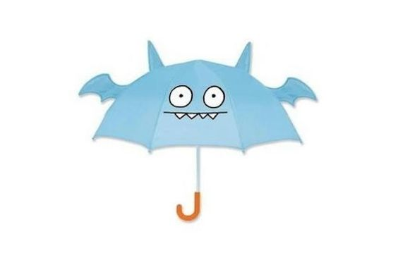 Ice-Bat Uglydoll umbrella - can't wait for the next rainy day!