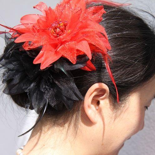 GINNI Bauchtanzkostüme: schöne Blumen für den Kopf oder Ihre Bauchtanzbekleidung