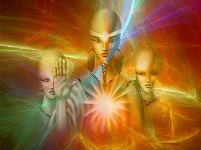 According to Charles, countless other extraterrestrial life existed. (Arcturians)