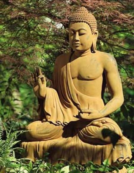 Resultado de imagem para A espiritualidade zen budista
