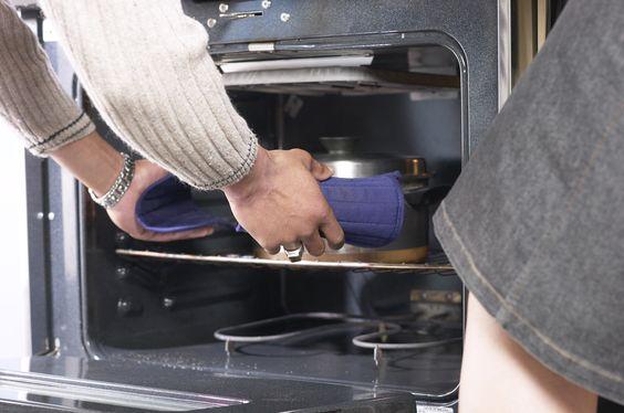 Conversión de temperaturas en hornos de convección
