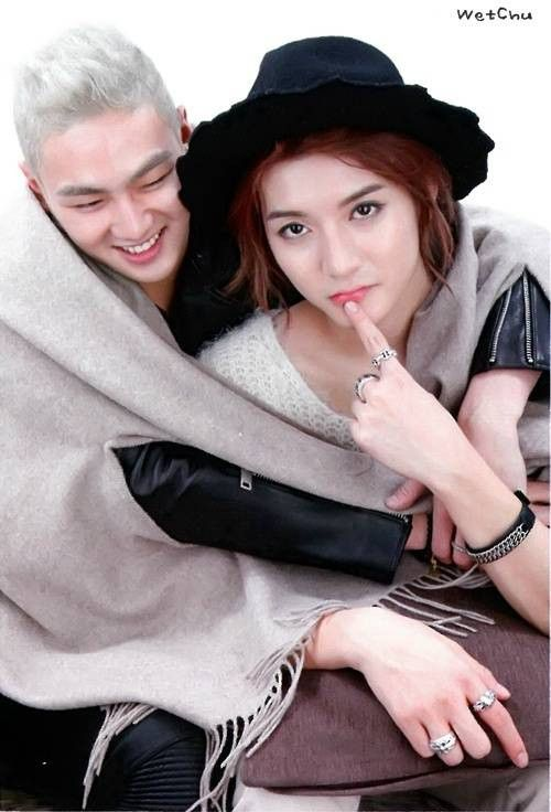 Baekho and Ren