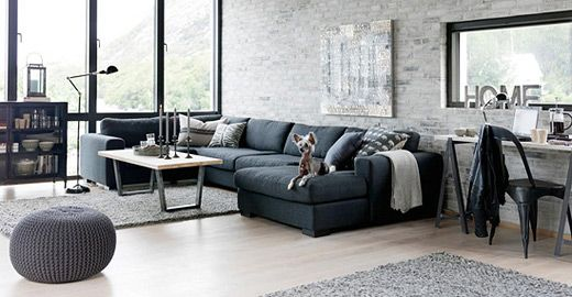 wohnzimmer einrichten puristisch living room pinterest. Black Bedroom Furniture Sets. Home Design Ideas