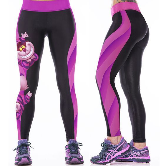 The ultimate in comfort and durability. Sweat-wicking material makes these leggings perfect for training, yoga, running, and more. - 88% polyester 12% spandex - Tight Fit - Machine wash warm - One Siz
