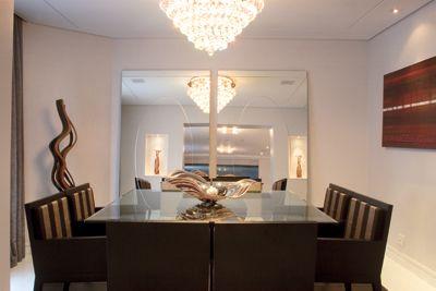 modelos de espelhos decorativos para sala