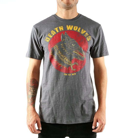 Death Wolves Tee