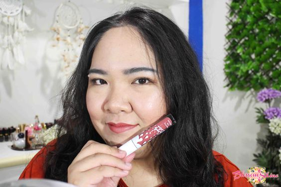 Candy Color Matte Lip Cream - Hello