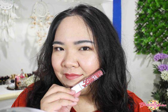 Candy Color Matte Lip Cream - Hello