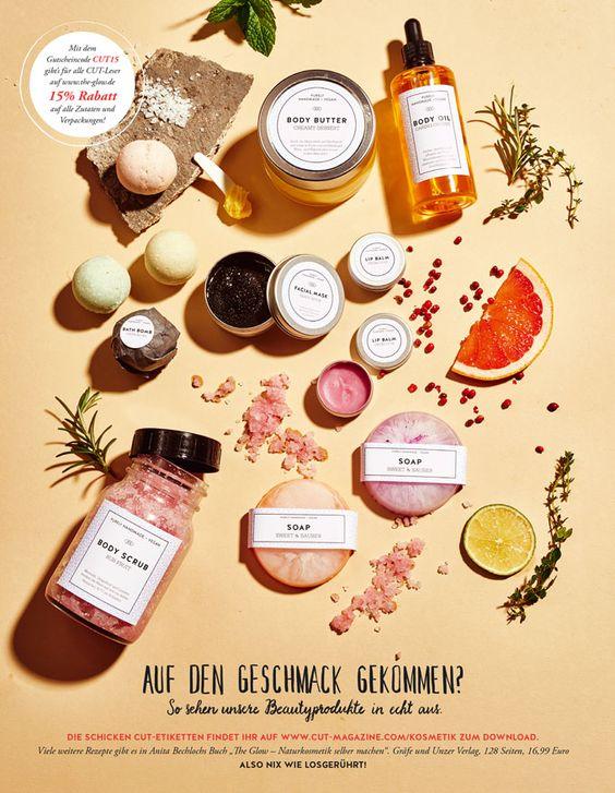 cut magazine 13 kosmetik etiketten zum ausdrucken badekugeln pinterest zeitschriften. Black Bedroom Furniture Sets. Home Design Ideas