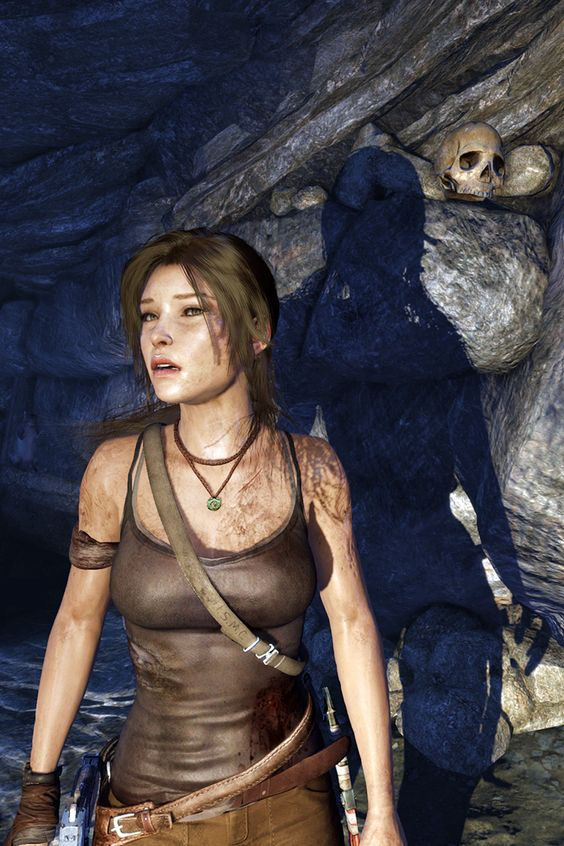 Lara's Tomb : Photo