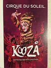 #Ticket  Cirque Du Soleil KOOZA VIP Rouge package! (2 Tickets  10th September 8pm) #Australia