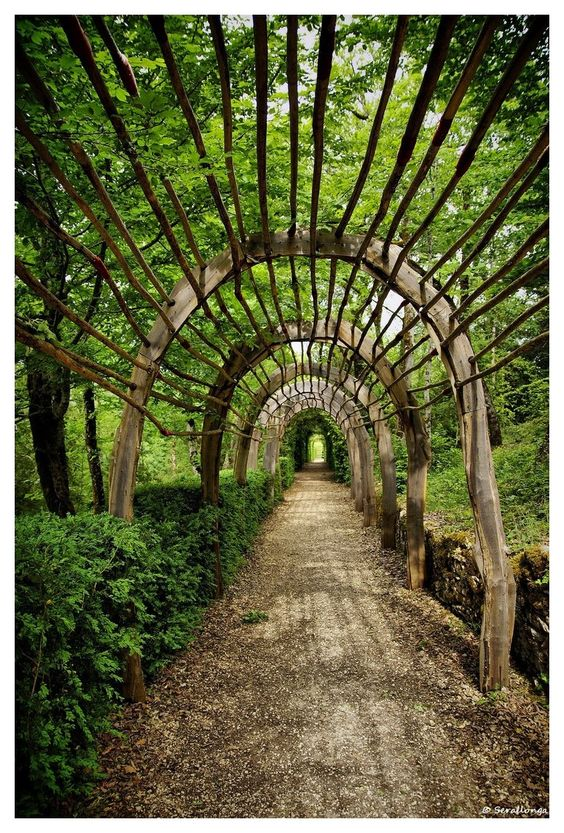 ♥ Inspirations, Idées & Suggestions, JesuisauJardin.fr, Atelier de paysage Paris, Stéphane Vimond Créateur de jardins #garden #jardin @Jardin de Marqueyssac france