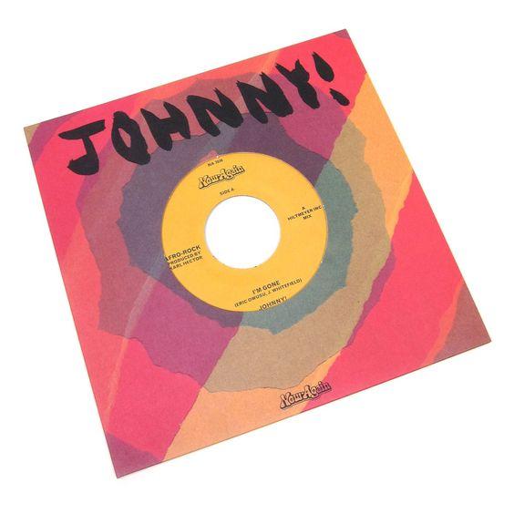 """Johnny!: I'm Gone Vinyl 7"""""""