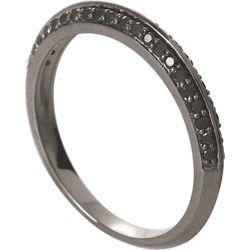 ALINEOR - Alliance Or et Diamant Noir - 559€