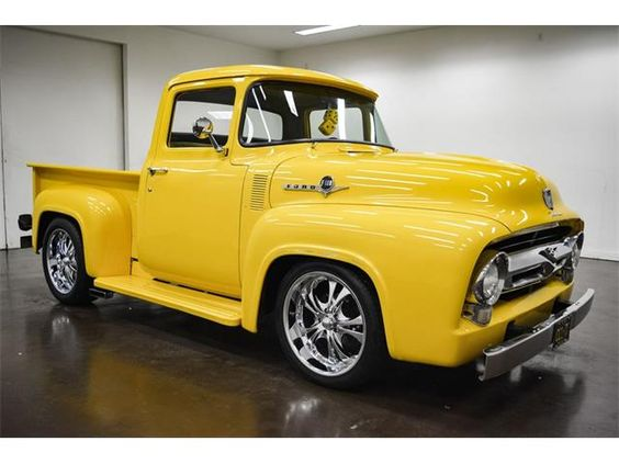 1956 Ford F100 For Sale Classiccars Com Cc 958249 In 2020 1956 Ford Truck Ford Trucks 1956 Ford F100