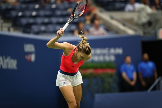 Can someone win the U.S. Open playing uphill? Undersized Simona Halep is aiming to find out