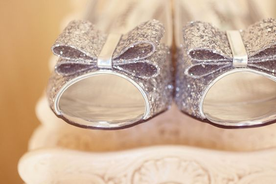 Snazzy Wedding Shoes@