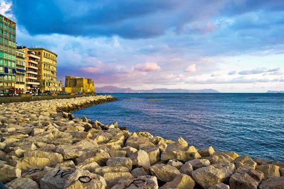 Mount Vesuvius, Castel dell'Ovo, Posillipo and Bagnoli... Book wonderful cruises with Amalfi Sails.  Web Site: www.amalfisails.com E-Mail: info@amalfisails.it