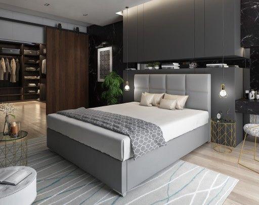 Loze Kontynentalne Tapicerowane Mona2 Pojemnik 160 Home Furniture Home Decor