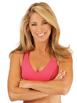 Denise Austin's Belly-Flattening Exercises