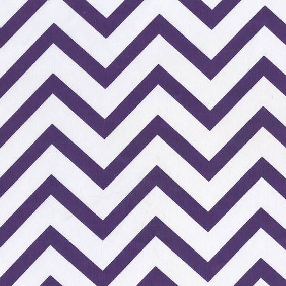 purple chevron runner