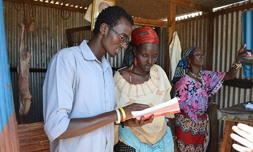 The BOMA Project Mentors Kenyans in Running Successful Businesses