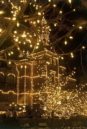 Marché de Noël à Copenhague Du 15 novembre au 31 décembre