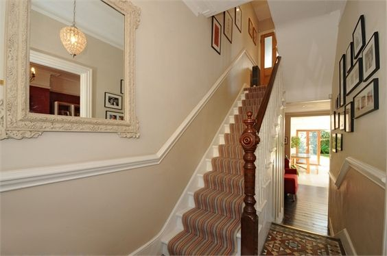 Decorating Ideas Hallway And Stairs