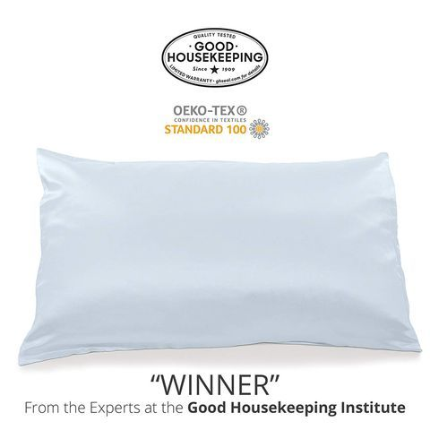 Sleep On These Silk Pillowcases For Smoother Skin And Frizz Free Hair Best Silk Pillowcase Pillow Cases Frizz Free Hair