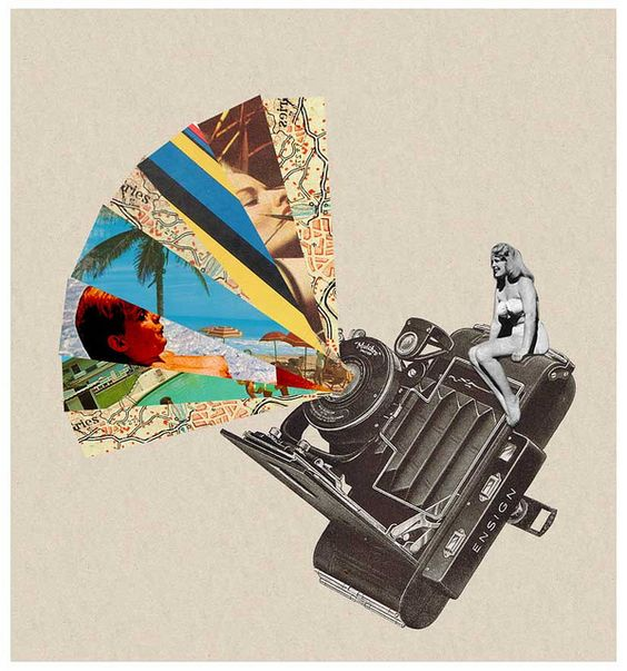 Camera Colors -  Sammy Slabbinck