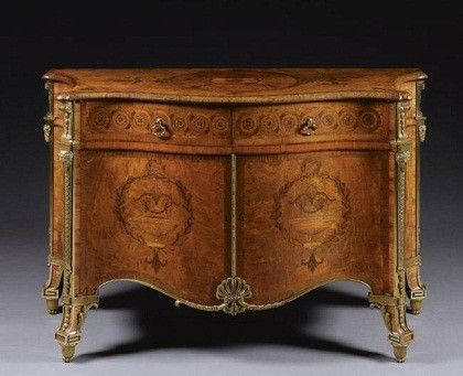 Harrington Commode crafted by Thomas Chippendale